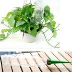 OUNONA 4pcs d'arrosage automatique d'irrigation Spike de fleur de jardin Drip Arroseur d'irrigation Kits de la marque OUNONA image 4 produit