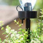 OUNONA 5 Pcs Jardin Auto Arrosage Arrose Bouteille Compte-gouttes D'eau Jardin Irrigation Cône D'arrosage Spike de la marque OUNONA image 3 produit