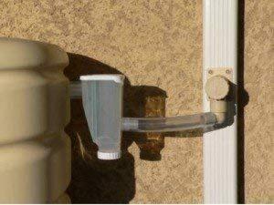 PACK collecteur d'eau de pluie RECTANGULAIRE CAPT'EAU + FILTRO de la marque Capt'eau image 0 produit