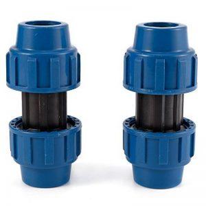 paires de Coupler raccords à compression pour tuyau d'eau 25mm de la marque Anladia image 0 produit