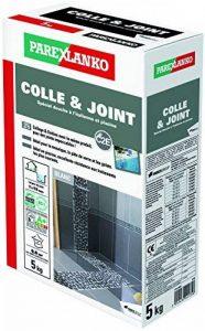 ParexGroup 3208 Colle & Joint Spécial douche à italienne/piscine 5 kg Blanc de la marque ParexGroup image 0 produit