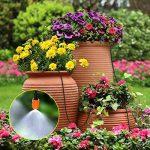Pathonor 40M Nouveau système d'irrigation de bricolage pour Jardin Micro Goutte Kit Automatique d'Arrosage de Tuyau Micro système de goutte à goutte de Jardin de la marque Pathonor image 6 produit