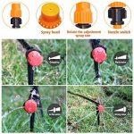 Pathonor 40M Nouveau système d'irrigation de bricolage pour Jardin Micro Goutte Kit Automatique d'Arrosage de Tuyau Micro système de goutte à goutte de Jardin de la marque Pathonor image 1 produit