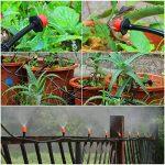 Pathonor 40M Nouveau système d'irrigation de bricolage pour Jardin Micro Goutte Kit Automatique d'Arrosage de Tuyau Micro système de goutte à goutte de Jardin de la marque Pathonor image 2 produit