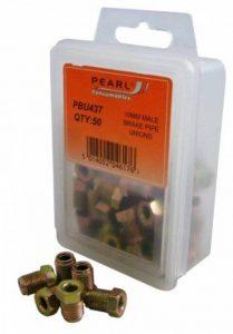 Pearl PBU437 Paquet de 50 raccords de conduite de frein PP54 10 mm de la marque Pearl image 0 produit