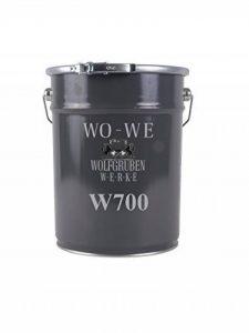 Peinture de sol extérieur et intérieur | Applicable aux sol de béton, bois et métal y chape de ciment | W700 - 5L lumière-gris similaire RAL 7035 de la marque Wowe image 0 produit