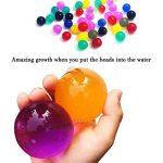 Perles de l'eau pour les enfants, jouets sensoriels pour les enfants autistes, perles de l'eau super croissant boules de Splash Bombe mélange de l'arc-en-ciel pour Orbeez Recharge, Vases, plantes, mariage, décoration de la maison de la marque ziwing image 2 produit