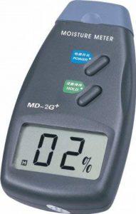 Pixtic - Testeur/Détecteur d'humidité du bois Humidimètre 2 sondes MD-2G Précision 1% Echelle de mesure:5-40% de la marque Sampo image 0 produit