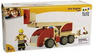 Plan Toys Camion de pompier de la marque Plan Toys image 0 produit