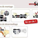 Plasson - Raccord encliquetable - Clé de dévérrouillage pour raccord encliquetable Ø20-25-32 - Série 1 - Plasson de la marque Plasson image 1 produit