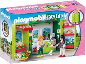 Playmobil 5639 Coffre Fleuriste de la marque Playmobil image 0 produit