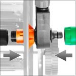 Pliables AG 131mur portable pour tuyau d'arrosage de la marque Bradas image 1 produit