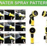 PLUSINNO Flexible Extensible Tuyau d'arrosage flexible d'eau Set ¡ de la marque PLUSINNO image 2 produit