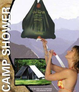 POCHE DE DOUCHE SOLAIRE POUR EXTERIEUR JARDIN CAMPING CARAVANNE OU CAMPING CAR de la marque LIFETIM image 0 produit