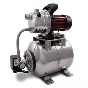 POMPE A EAU GROUPE DE SURPRESSION 3800 L/h INOX 1200 W Berlan BHW1200E de la marque Berlan image 0 produit