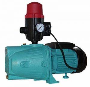 Pompe d'arrosage JET100 avec pressostat POMPE DE JARDIN pour puits 1100 W 60l/min + BRIO SK-13 de la marque JET100A(a)BRIO SK-13 image 0 produit