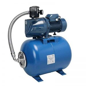 Pompe de jardin, IBO JSW 150, 1500W, 80l/m, 4,8 m3/h, 230V + ballon 24 L de la marque IBO image 0 produit