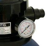 Pompe filtre à sable et particule 10200 l/h avec sa pompe et ses accessoires de la marque Deuba image 1 produit