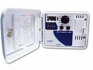 Programmateur d'arrosage électrique signature 4zones EZ 8300extérieur. 3programmes indépendants. 3inicios Par Ordre. Sorties pour connecter Capteur de pluie et pour connecter une pompe. Fonctionne avec tout electrovalvula d'arrosage électrique 24V du image 0 produit