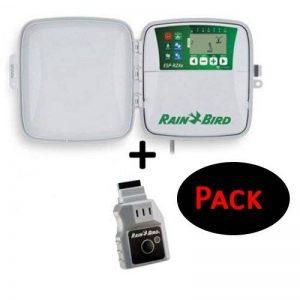 Programmateur esp-rzx6extérieur + Module Lnk WiFi Rain Bird Pack professionnel de la marque Riegoprofesional image 0 produit
