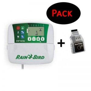 Programmateur esp-rzx8intérieur + Module Lnk WiFi Rain Bird Pack professionnel de la marque Riegoprofesional image 0 produit
