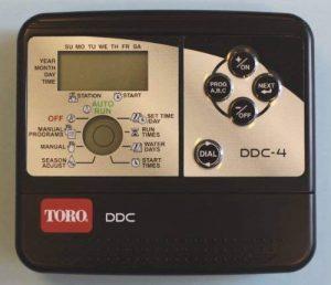 Programmateur intérieur 8 Voies TORO DDC-8. 24Volts de la marque TORO image 0 produit