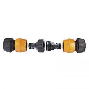 Provence Outillage 01177 Raccord Rapide Noir Diamètre 19 mm Lot de 4 de la marque Provence Outillage image 0 produit