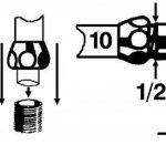 raccord tuyau cuivre flexible robinet TOP 5 image 2 produit
