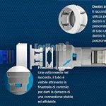 Raccord universel pour tube multicouche de 20mm (intérieur de 13,85à 16mm) Forhome® John Guest de la marque For Home image 1 produit