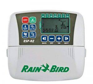 RainBird - Programmateur d'arrosage enterré Série ESP-RZ 6 voies Rainbird de la marque Rain Bird image 0 produit