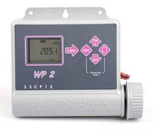 Rainbird Steuergerät WP2 2-Stationen Steuergerät batteriebetrieben de la marque Rain Bird image 0 produit