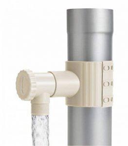 Récupérateur / Collecteur d'eau de pluie Sable + scie pour descente de 75 à 100 mm de la marque Générique image 0 produit