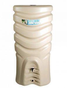Récupérateur d'eau de pluie Récup'o 550L Beige de la marque EDA image 0 produit