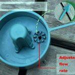 Rearand Vacances Plante d'arrosage appareil d'arrosage automatique kit d'arrosage automatique pour les plantes et les herbes & # nitrure; Lot de 6& Carbide PCB; de la marque REARAND image 4 produit