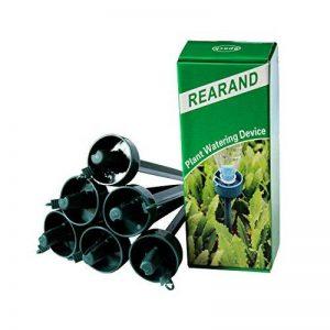 Rearand Vacances Plante d'arrosage appareil d'arrosage automatique kit d'arrosage automatique pour les plantes et les herbes & # nitrure; Lot de 6& Carbide PCB; de la marque REARAND image 0 produit