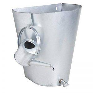 Récupérateur d'eau de pluie en zinc de la marque AUBRY GASPARD image 0 produit