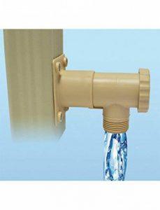 Récupérateur d'eau de pluie rectangle de la marque Sélection Brico-travo image 0 produit