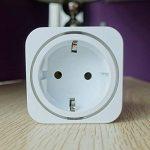 Revogi Smart mètres Indicateur de consommation prise Bluetooth 4.0Économe en énergie sans fil sortie Android 4.3Compatible iOS 6überstromschutz Anti intrus Mode Programmateur de la marque Revogi image 5 produit