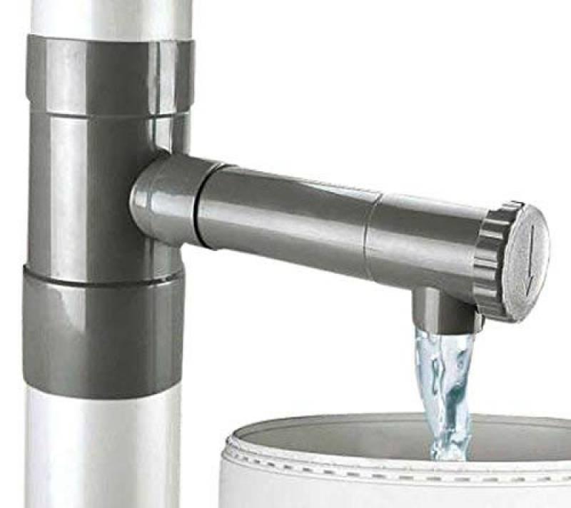 Récupérateur d/'eau de pluie Scie cloche  de 75 à 100 mm Robinet Arrosage Cuve