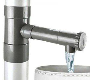 Ribiland 03669 Récupérateur d'Eau de Pluie Gris 80 mm de la marque Ribiland image 0 produit