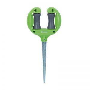 Ribiland 5522 Guide tuyau d'arrosage sur pique Vert de la marque Ribiland image 0 produit