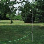 Ribiland- PRA/UB.1400- Douche de jardin, vert/gris de la marque ribimex image 1 produit