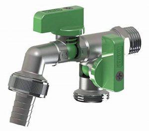 robinet extérieur double sortie TOP 2 image 0 produit