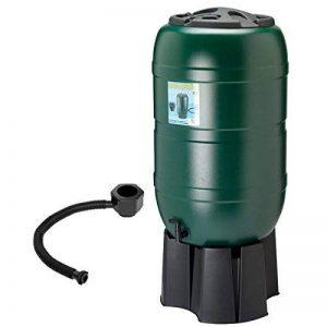 Réservoir à eau de jardin - inclus vanne/socle/kit de remplissage - forme ronde - 210 L de la marque Bentley Garden image 0 produit