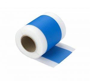 Ruban d'étanchéité bande D11, 10–50lfm, bleu, bande d'étanchéité Bain, étanche douche Bande d'étanchéité pour carrelage de la marque Bauhandel24 image 0 produit