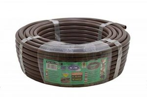 S&M S&M 544828–Tuyau pour arrosage en goutte à goutte, 16 mm x 50 m, couleur marron de la marque S&M image 0 produit