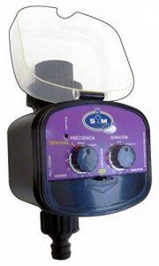 S&M S&M 590009 Programmateur de robinet mécanique heures-minutes 19mm Violet de la marque S&M image 0 produit