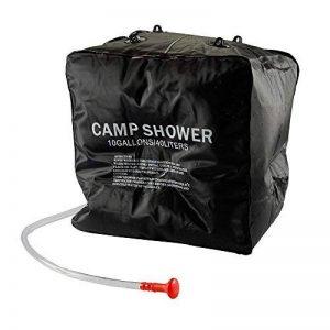 Sac de douche pour camping 40L Portable Solaire de la marque Générique image 0 produit