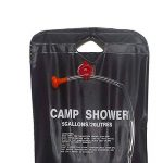 Sac Douche - TOOGOO(R) Douche solaire de camping Noir 20 L de la marque TOOGOO(R) image 2 produit