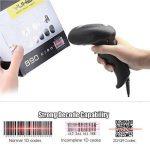 Scanner Code à Barres Câblé MUNBYN Lecteur de Code-Barres avec Fil USB 1D 2D QR Code pour Magasin de Détail, Magasin de Vêtements, Supermarché et Petite Entreprise à Domicile de la marque MUNBYN image 3 produit